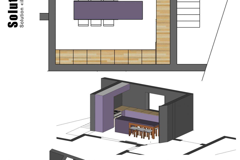 mission conseil pour l'aménagement d'une cuisine 6