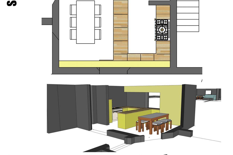 mission conseil pour l'aménagement d'une cuisine 5