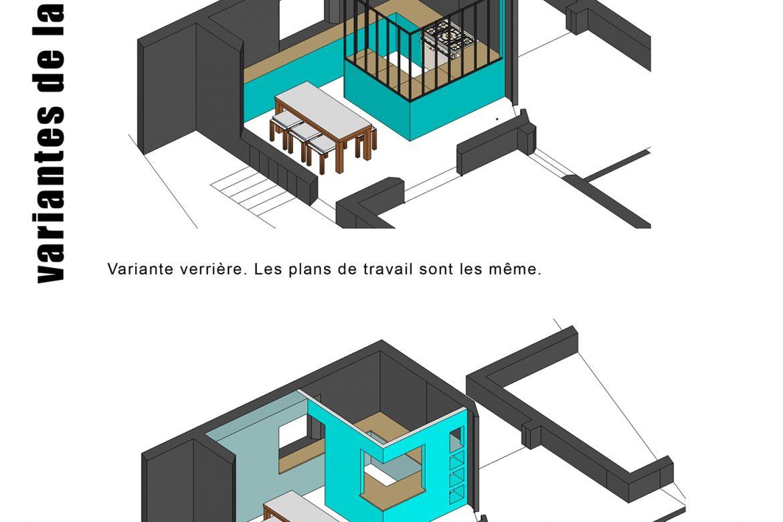 mission conseil pour l'aménagement d'une cuisine 3